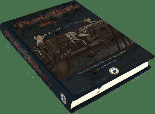 Puerto Diablo - Boek